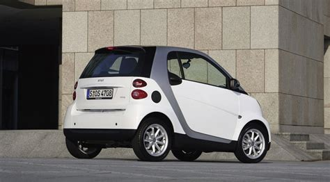 smart fortwo mhd micro hybrid  review car magazine