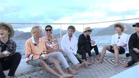 bts  bon voyage   vacation reality show sbs
