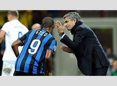 Samuel Eto'o says he wants to work with Jose Mourinho