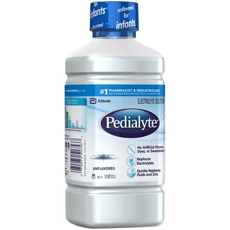 Pedialyte Oral Electrolyte Maintenance Solution