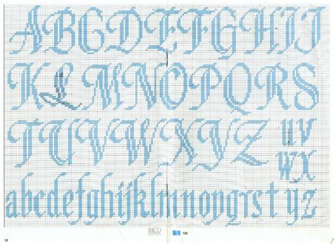 cross stitch alphabet cross stitch alphabet free cross stitch alphabets pinterest