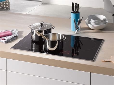 Ceranfeld 3 Platten by Miele Km 6370 Induction Cooktop