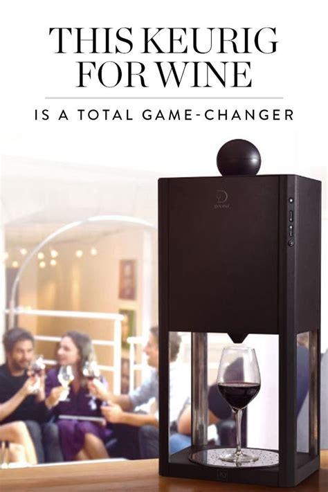 game keurig hacks wine total changer