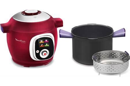 mijoteur moulinex ce cookeo rouge ce cookeo darty