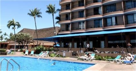 royal lahaina resort in kaanapali hawaii view