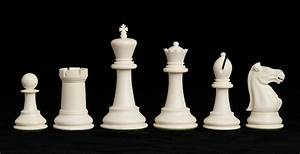 The Marshall Library Plastic Chess Set - Pieces Only - 2 ...