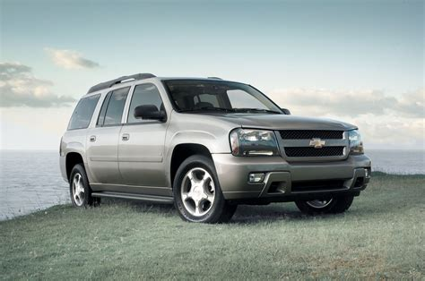 Chevrolet Trailblazer Picture by 2006 Chevrolet Trailblazer Ext Information And Photos