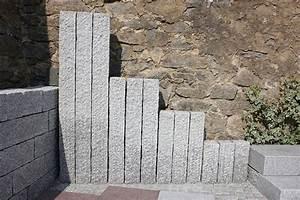 Granit Palisaden SBI Trading