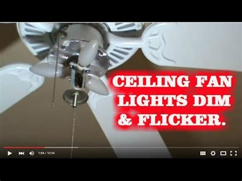 how to fix my ceiling fan how to remove wattage limiters from new ceiling fans how