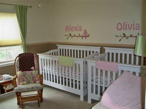 chambre fille et gar n idées de déco chambre adulte et bébé