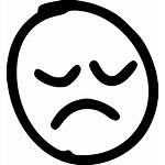 Bad Icon Sad Svg Dislike Onlinewebfonts