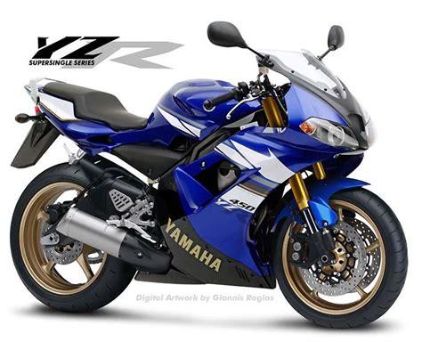 Yamaha R4 by Fast Bikes Yamaha R4