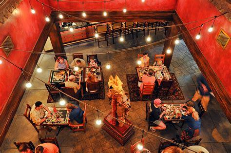 yak  yeti restaurant  disneys animal kingdom