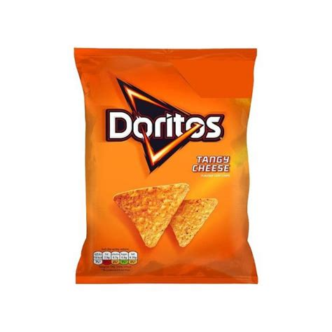 Doritos Tangy Cheese 90g | Approved Food