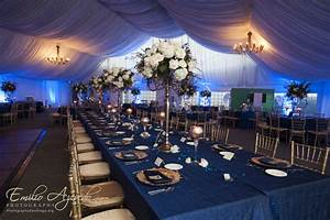 Royal Blue And Gold Wedding Decoration Centerpieces 1000