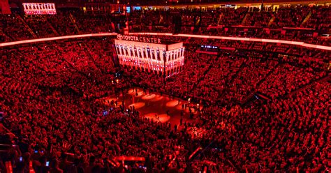 Toyota Center Houston Events by Tours Houston Toyota Center