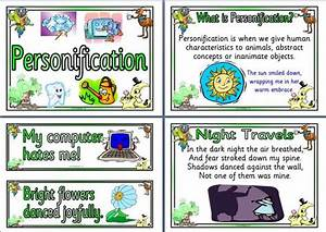 Personification - Mrs. Warner's 4th Grade Classroom