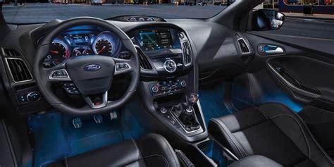 ford focus st hatchback model highlights fordcom