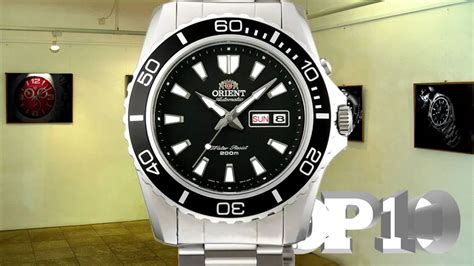 Top10 Dive Watches Under 30000 Youtube