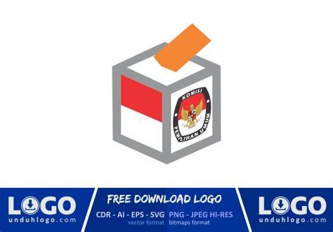 Logo Kotak Suara KPU Pemilu 2019 Download Vector CDR AI