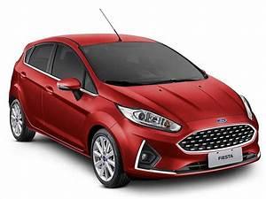 Ford Fiesta Kinetic S Plus (2018)