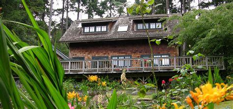 A Garden For The House garden house on orcas island