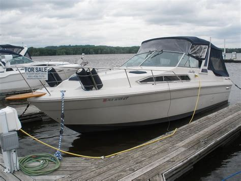 Boat Dealers Red Wing Mn by 1988 Sea Ray 270 Sundancer Power Boat For Sale Www