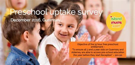 hours free preschool islandmums preschool uptake survey fr 131 | Islandmums preschool survey