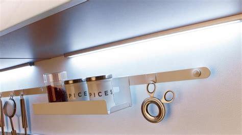 eclairage de cuisine led éclairage cuisine reglette led
