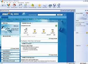 Download Free Msn Browser Software