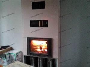 caisson de cheminee avec etage question forum chauffage With caisson de decompression pour insert