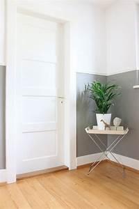 Holztreppe Streichen Welche Farbe : welche farbe im flur streichen ~ Michelbontemps.com Haus und Dekorationen