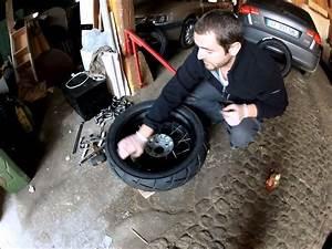 Comment Changer Le Fil D Une Débroussailleuse : changer son pneu youtube ~ Dailycaller-alerts.com Idées de Décoration