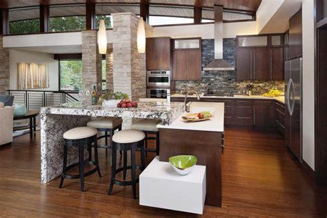 kitchen ideas that work open kitchen design 25 open concept kitchen designs that