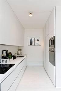 Rechte Ab 14 : 7 fotos de decoraci n de cocinas peque as y alargadas cocina pinterest cocinas peque as ~ Orissabook.com Haus und Dekorationen