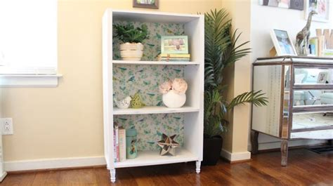 Particle Board Bookcase by Update Particle Board Furniture Checking In With Chelsea