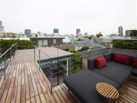 Roof Terrace : 15 Modern Roof Terrace Designs Featuring Breathtaking Views