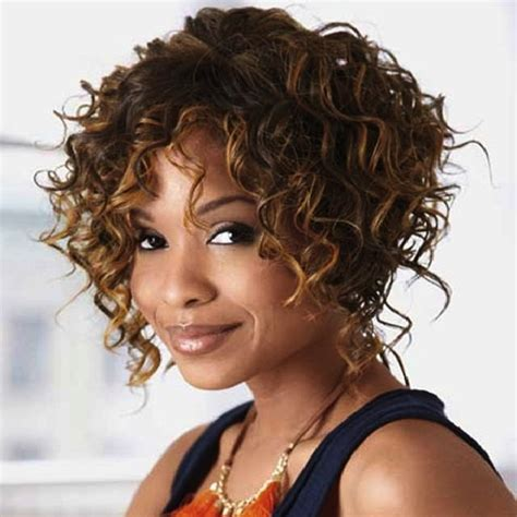 short natural curly hairstyles for black women 2018 2019