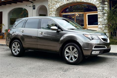 2012 Mdx Acura by Top Gear 2012 Acura Mdx