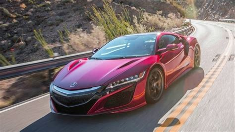 Acura Nsx Release Date by New 2019 Acura Nsx Release Date Redesign Review