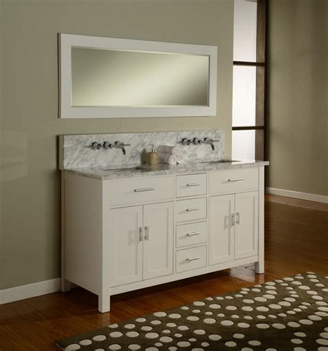 Bathroom Vanities with Tops: Choosing the Right Countertop