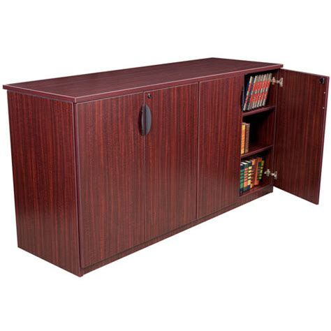 Modern Credenzas by Contemporary Office Credenza Cabinet Storage Furniture
