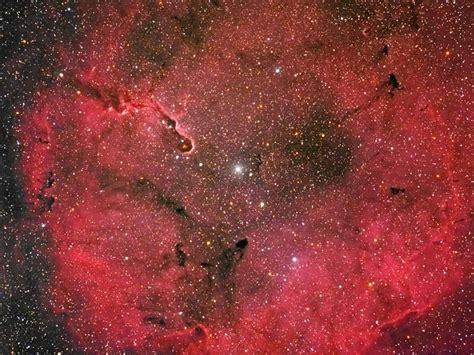 emission nebula ic