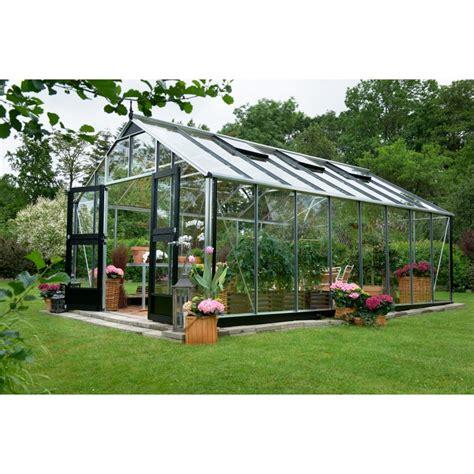 serre de jardin 18 8m 178 en verre tremp 233 gardener juliana
