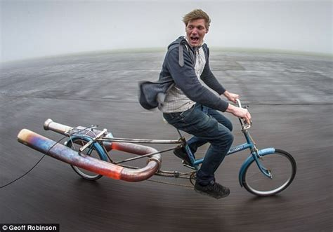 Is This The World's Most Dangerous Bicycle? Inventor