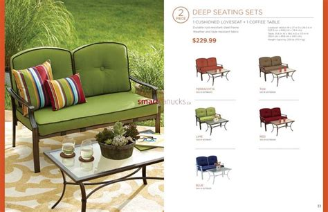 bed bath beyond 2014 summer outdoor furniture guide