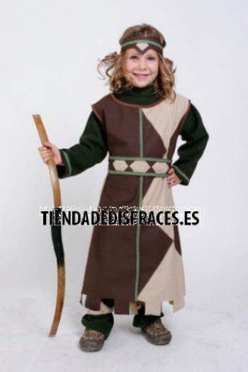 disfraz de arquera infantil 7 a 9 a 241 os talla 3