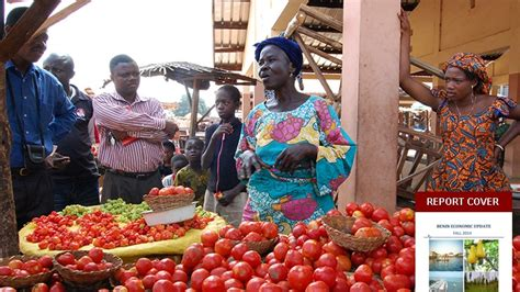 Benin's Rising Economy Needs More Inclusive Growth To