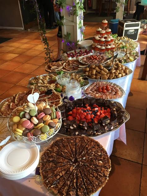 private parties wedding catering high wycombe bucks