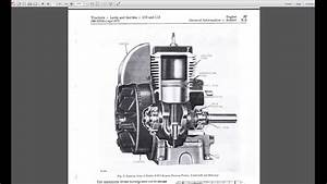 Kohler K181 S 8hp And K161 S 6hp - Engine Cutaway Kohler